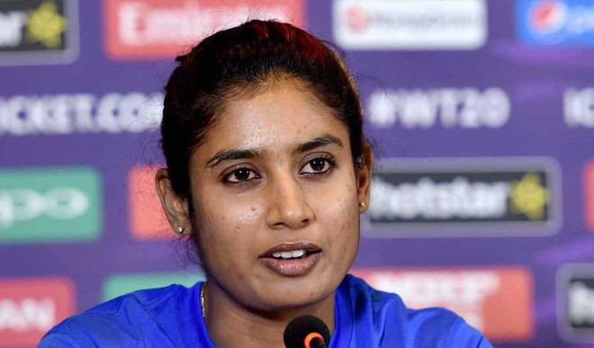 Mithali Raj Closes In On Top Spot