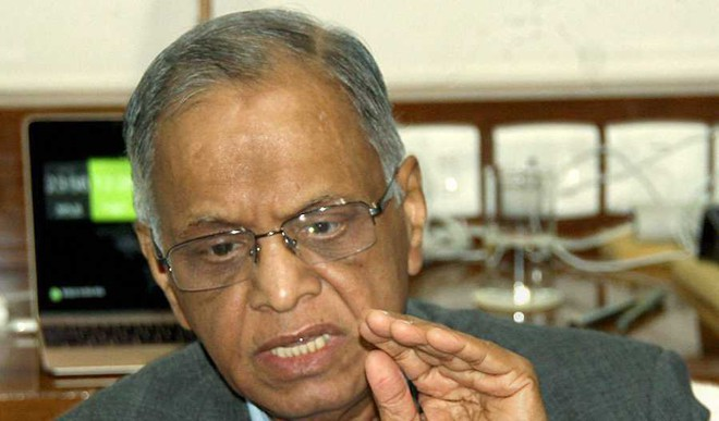 Narayana Murthy Regrets Quitting Infosys