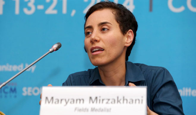 Only Woman To Win Math Equivalent Nobel Prize Dies