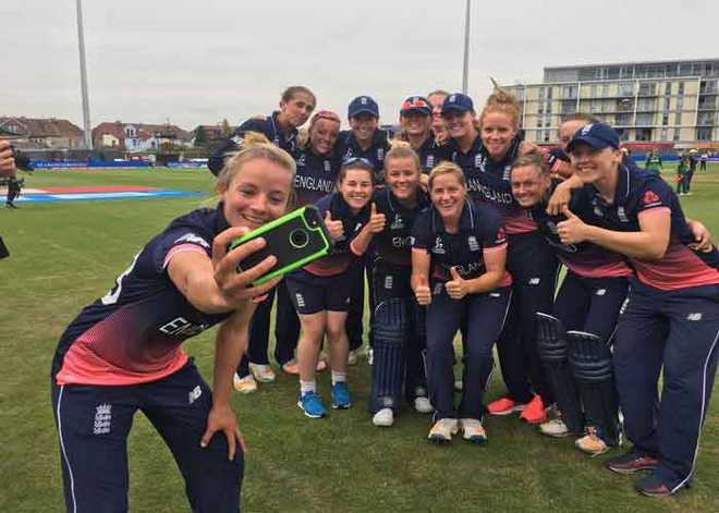 England Enters Final Of  Women's World Cup 2017