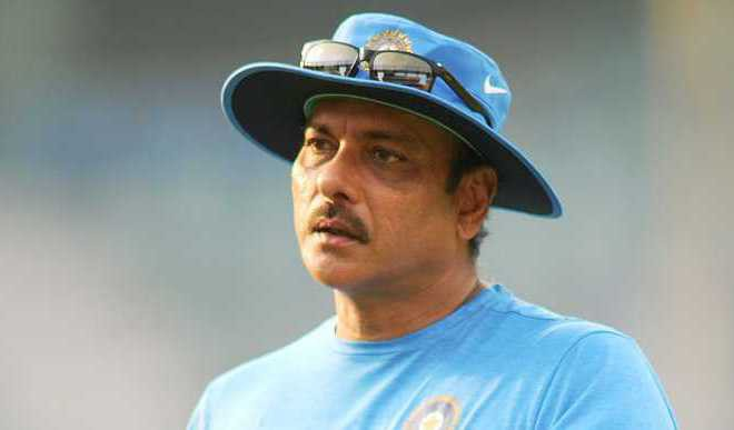 Shastri Gets His Core Team In Place