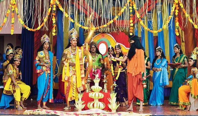 Bhavan's Vidya Mandir, Eroor