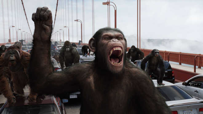 Review: Planet Of The Apes