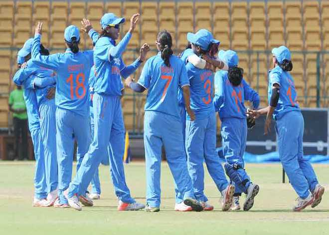 India Enters Final Of World Cup 2017