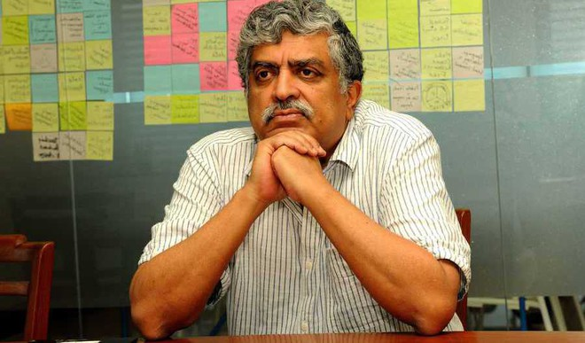 Need Law To Foil Data Colonisation: Nilekani