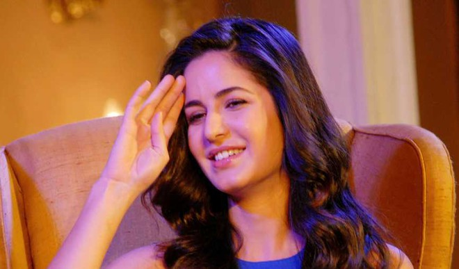 Katrina Kaif Tries Her Hand At Surfing