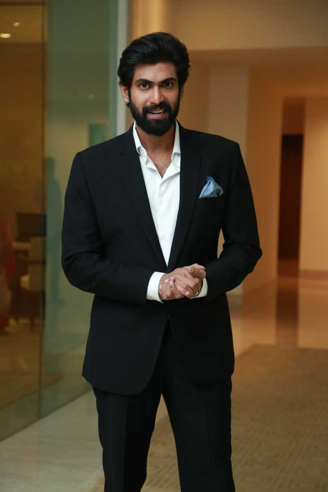 Rana Daggubati Goes Global!