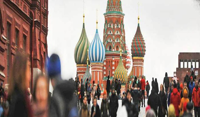 What's Russia's October Revolution