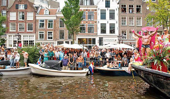 Is Amsterdam Below The Sea Level?