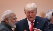 Trump Has Impromptu Chit-chat With Modi
