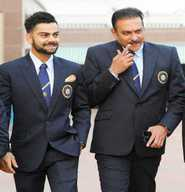 5 Reasons Why Ravi Is India's Coach