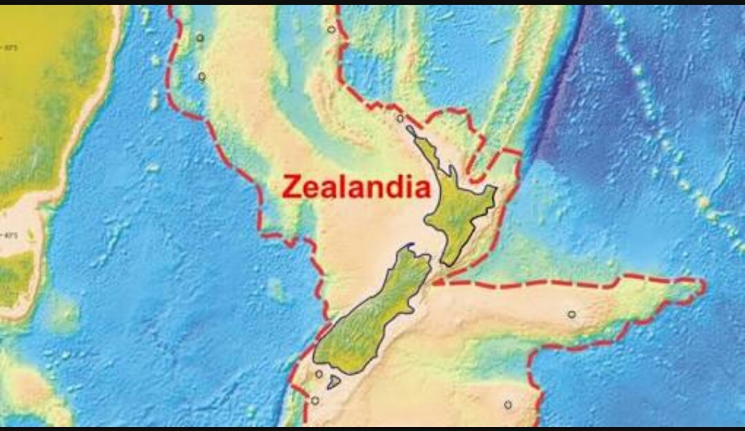 Hamdan: Should Zealandia Become 8th Continent?