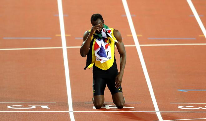 No Hooray In Bolt's Last Run!Gatlin Booed
