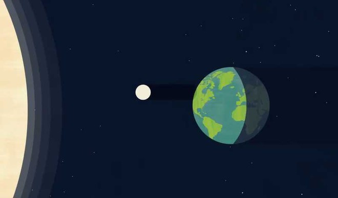 Watch: Hidden Planet On Solar Eclipse
