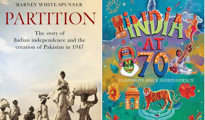 In Books: 70 Years Of India