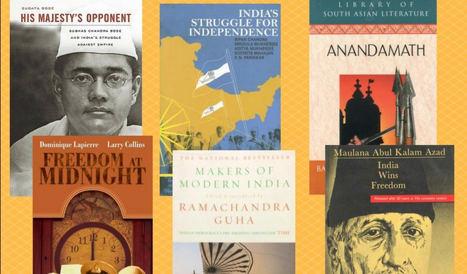 Books About India's Freedom Struggle