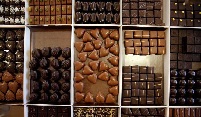 Five Health Benefits Of Chocolates