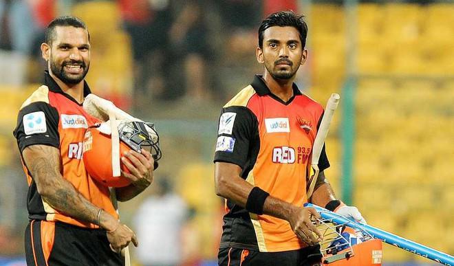 Rahul, Dhawan Go Up In ICC Rankings