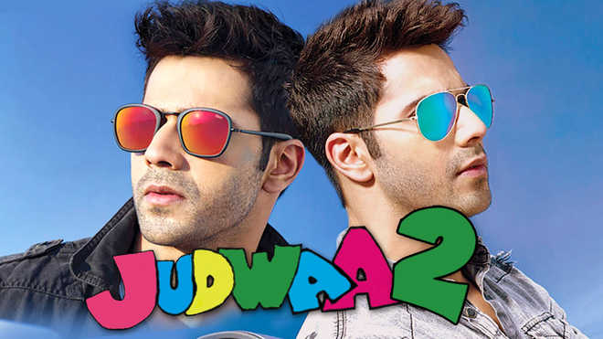 Judwaa 2 Trailer And We're Loving It