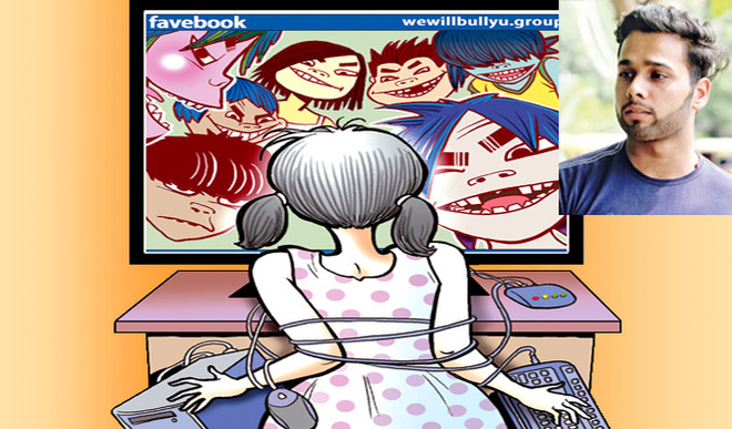 Navodit Sharma Writes On Cyber Bullying