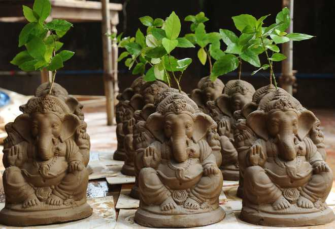 Celebrate Ganesh Chaturthi, The Eco-friendly Way!