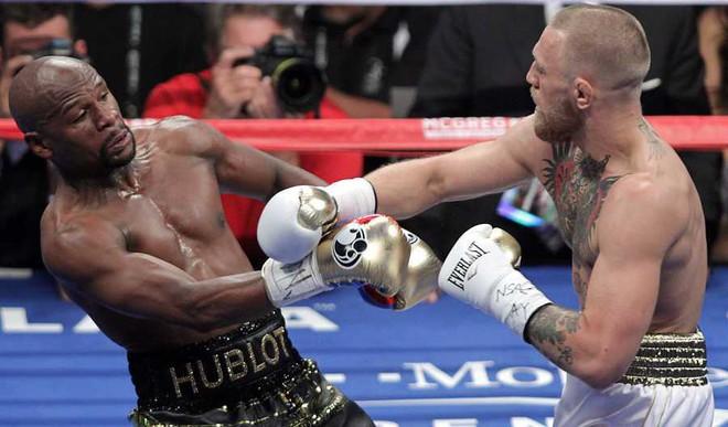 Mayweather Silences McGregor