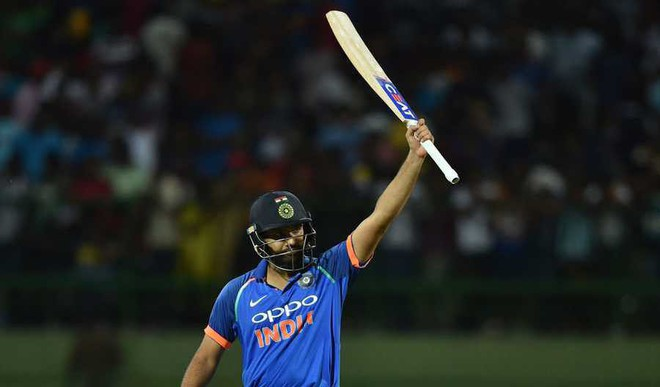 Rohit's Ton Helps India Win Series