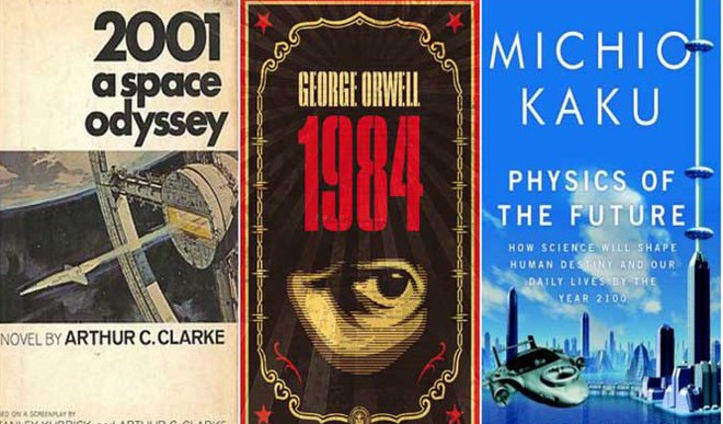 Books That Predict The Future