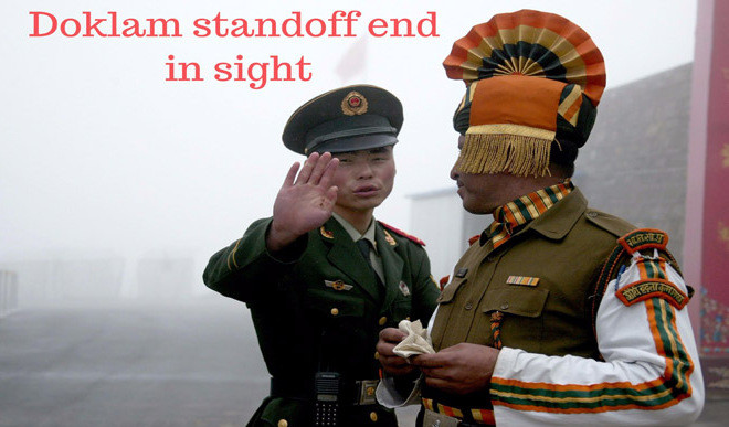 India, China Pull Back Troops