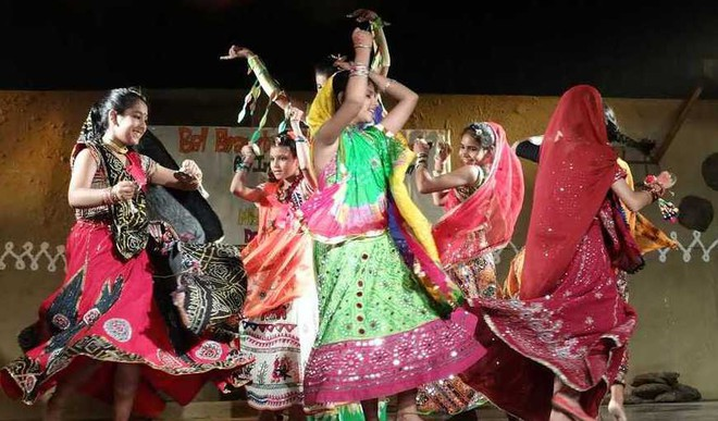 Depicting Rich Folk Culture Of The Country