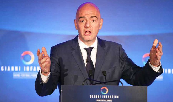 Football Boom To Happen In India: FIFA Chief