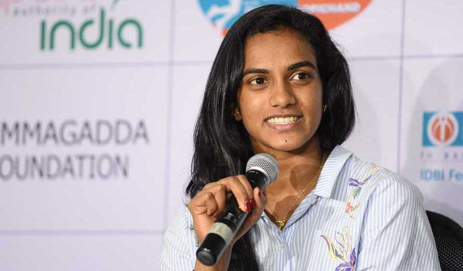 Immense Talent Pool In India: Sindhu