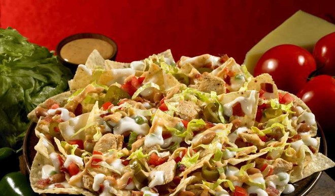 Nachos Bhel For Fun Weekend