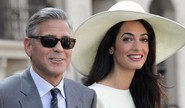 Clooney Couple To Help 3,000 Syrian Kids