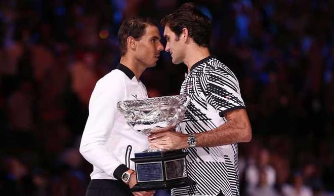 Nadal, Federer Progress In US Open