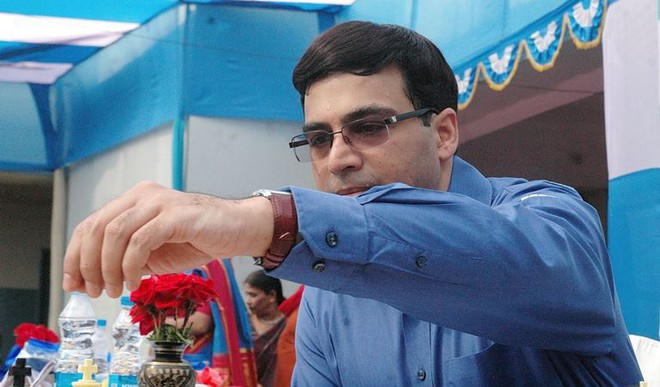 Anand Eyes 2018 Candidates Spot