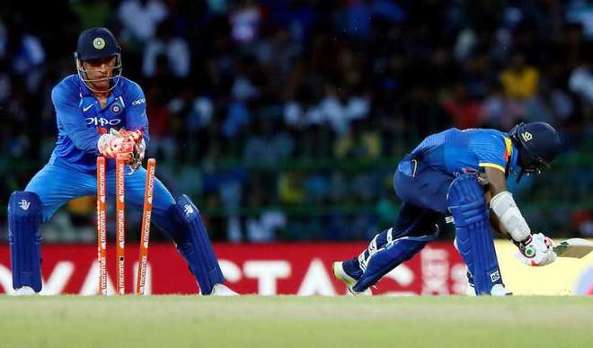 MS Dhoni Creates ODI Record