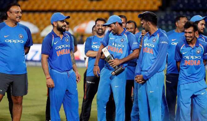 Amazing To Win Series 5-0: Kohli