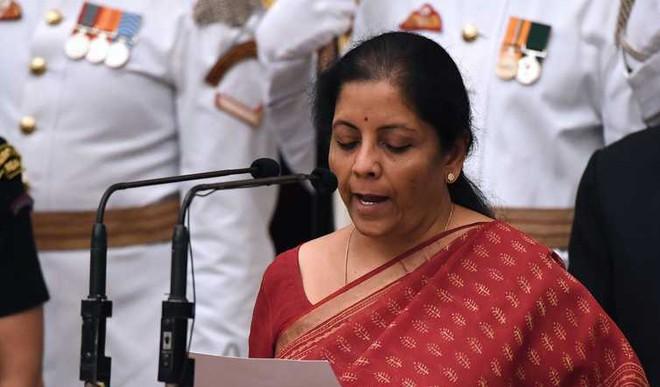 Nirmala Sitharaman - First Woman Defence Minister
