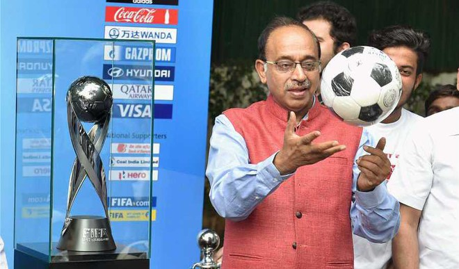FIFA U 17 World Cup Song Launched