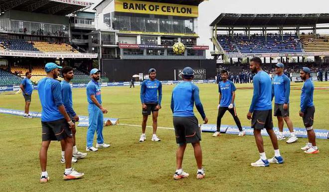 India Aim To Sweep Sri Lanka 9-0