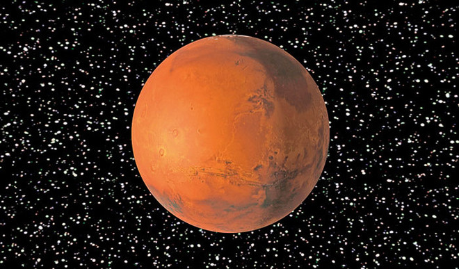 Now, boron discovered on Mars