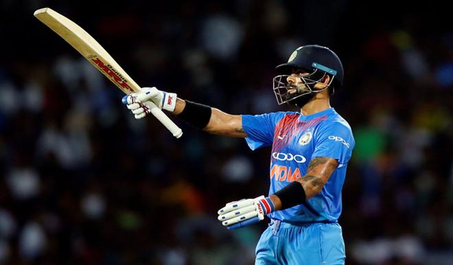Kohli Stars As India Thrash Lanka