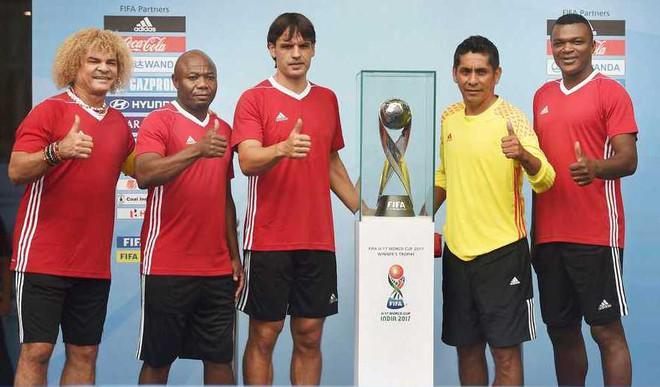 Big Opportunity For India U-17: Legends
