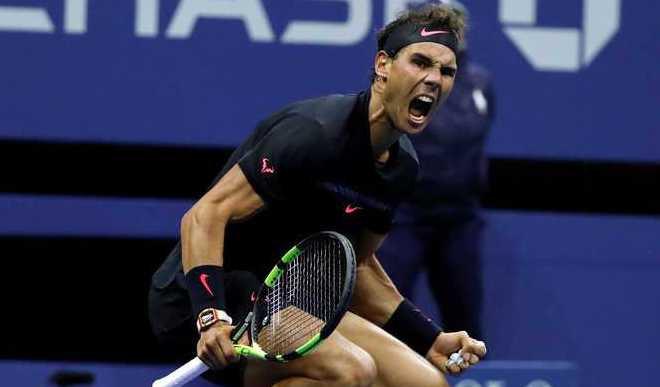 Nadal Eyes 16th Grand Slam Title