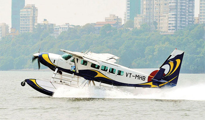 Seaplanes May Soon Fly In Indian Skies