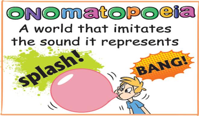 What Is Onomatopoeia