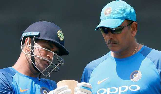 Dhoni Will Play 2019 World Cup: Ravi Shastri
