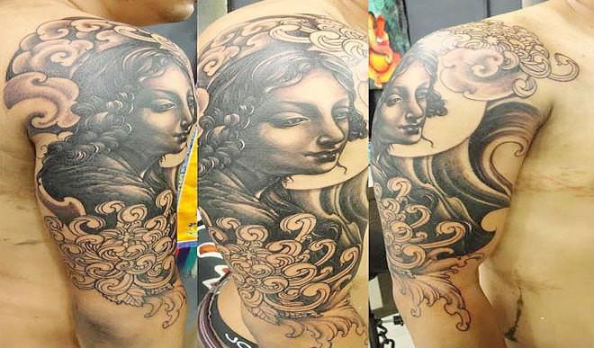Tattoo Inks May Harm Immune System