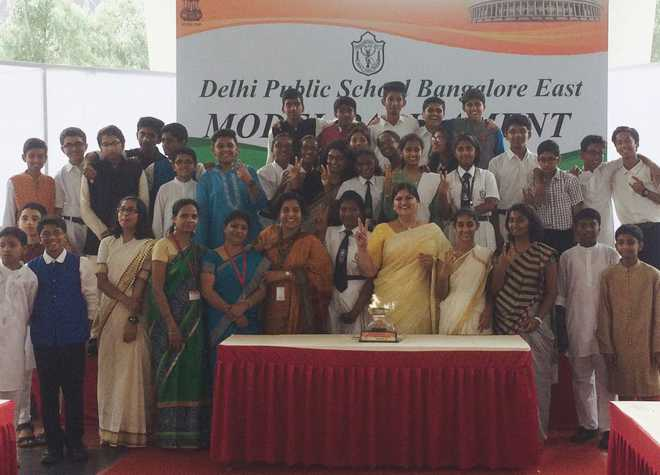 Essence Of Democracy Evident At Mock Parliament